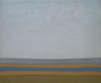 Susan Vecsey, 'Untitled (Turquoise/Orange0', 2018