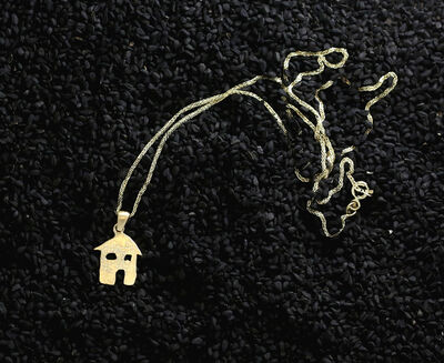 Hila Laiser-Beja, 'HOME necklace #2', 2019