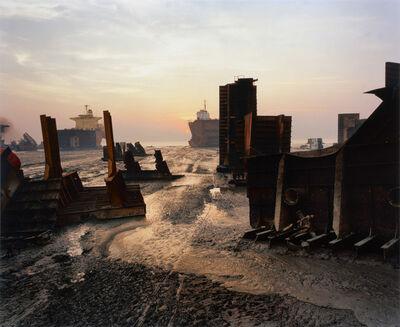 Edward Burtynsky, 'Shipbreaking #13, Chittagong, Bangladesh', 2000