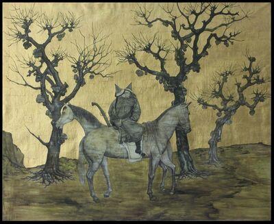 Wu Xihuang, 'Returning the Sword No. 1', 2015