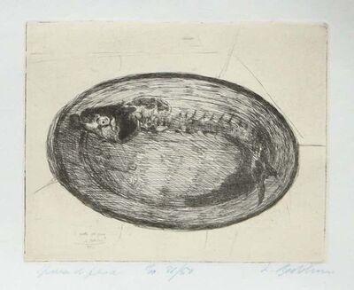 Luigi Bartolini, 'Spina di Pesce', 1929