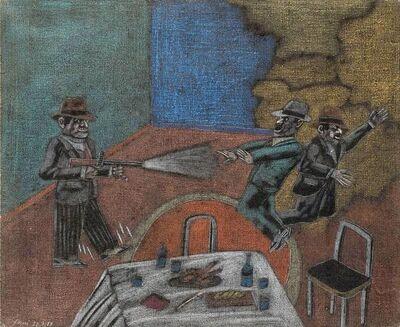 Antonio Seguí, 'El Asesino', 1978
