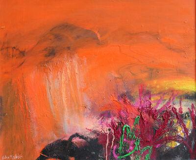 Helen Tabor, 'Autumn Hillside', 2018