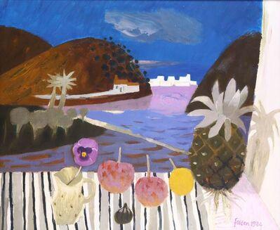 Mary Fedden, 'Still life in Spain I'