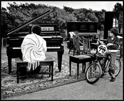 Joel D. Levinson, 'Untitled #18 from the California Flea Market series', 1975
