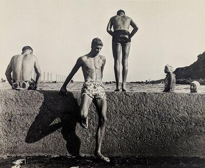 Max Dupain, 'At Newport', 1952