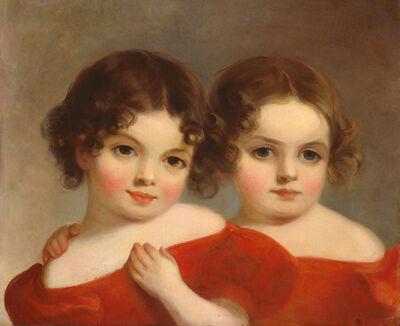 Thomas Sully, 'The Leland Sisters', ca. 1830