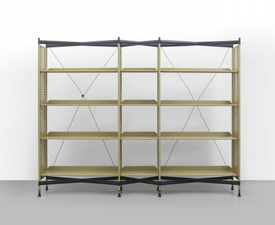 Belgioioso Peressutti, 'A 'Spazio' series bookcase', circa 1960