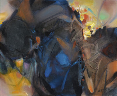 Chu Teh-Chun, 'Untitled', 1995