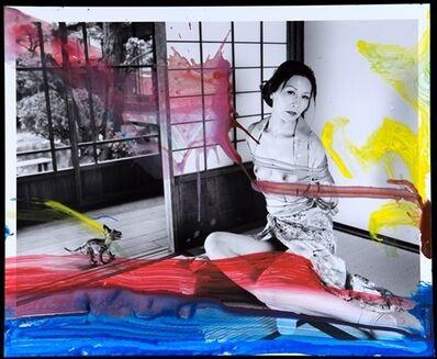 Nobuyoshi Araki, 'From the series 'PaINting'', 2010