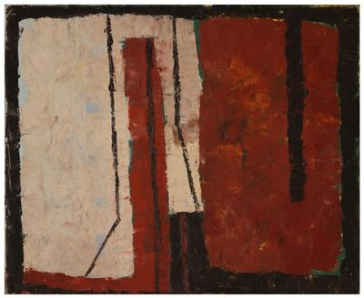 Anke Blaue, 'Composition', 1991