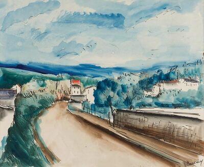 Maurice de Vlaminck, 'Rue de Village'