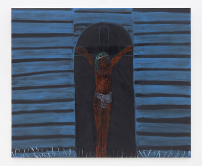 Marcus Jahmal, 'Crucifixion', 2021