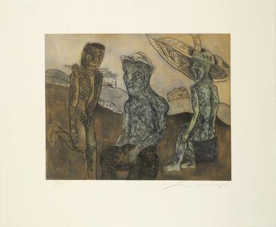 Jose Luis Cuevas, 'Animales Impuros', 1998
