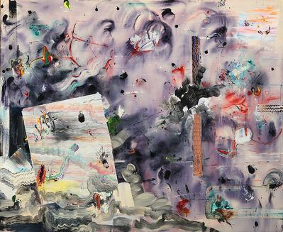 Herbert Creecy, 'Untitled (Violet) ', 1990
