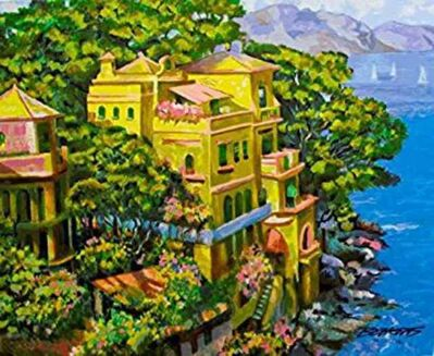 Howard Behrens, 'Villa Portofino', Unknown