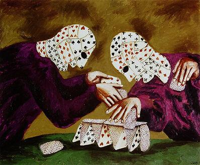 Natalya Nesterova, 'Violet Players', 1994