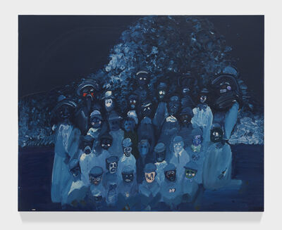Genieve Figgis, 'Where we are now', 2014