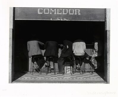 Manuel Álvarez Bravo, 'Los agachados [The Crouched Ones], from Fifteen Photographs by Manuel Alvarez Bravo', 1974-1934