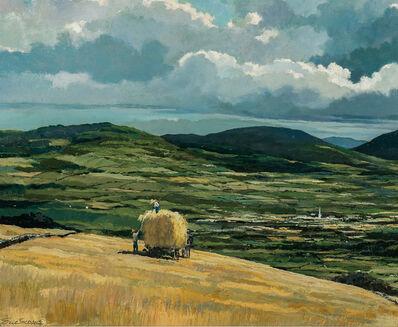 Eric Sloane, 'Hay Harvest'