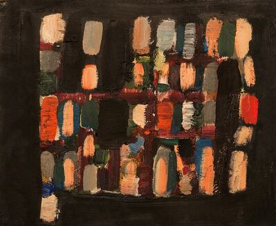 Jean-Michel Coulon, 'Untitled (54-578) ', ca. 1960