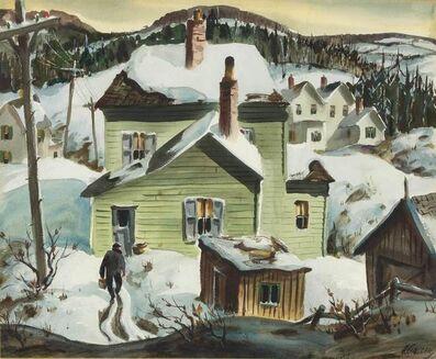Henry Gasser, 'The Green House'