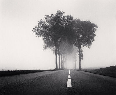 Michael Kenna, 'Homage to HCB, Study 2, Bretagne, France', 1993
