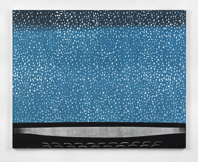 Dexter Dalwood, 'Snow Screen', 2018