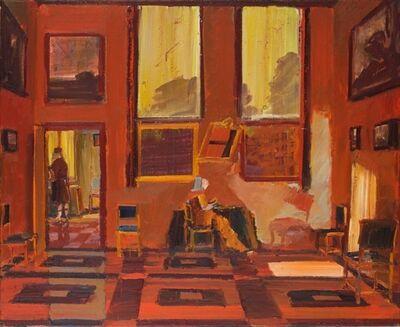 Jörg Ernert, 'After Janssens Dutch Interior', 2014
