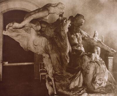 Pierre Choumoff, 'Monument à Victor Hugo (Monument to Victor Hugo)', ca. 1915