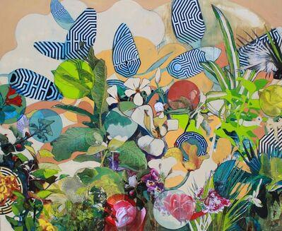 Luis Bivar, 'Organic built #11', 2019