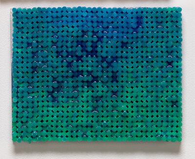 Sean Healy, 'Blue on Green', 2018-2019