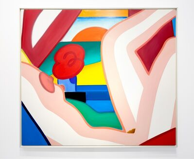 Tom Wesselmann, 'Sunset Nude (Variation #1)', 2002