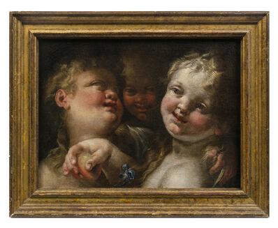 Domenico Piola, 'Three Angels', 1645-1649