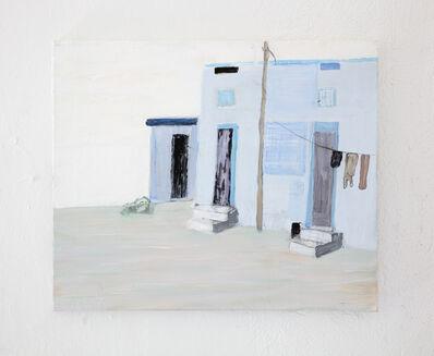 Hans Lannér, 'En blå punkt / A Blue Dot', 2020