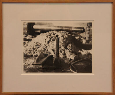 Joseph Beuys, 'Without title (Photo from the portfolio Output by Werner Krüger) ', 1978