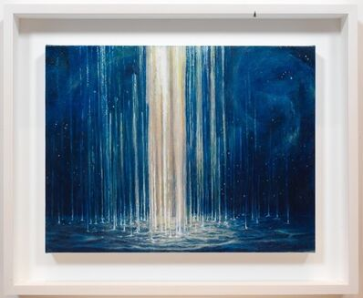 Dan Colen, 'And all there is left is the fallin' rain', 2013