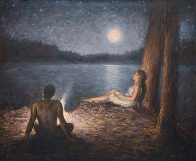 Dustin Neece, 'Under the Moonlight', ca. 2000