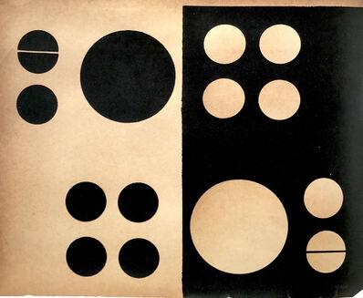 Lolo Soldevilla, 'Untitled. Composition Concreta', 1957