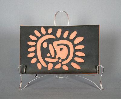 Pablo Picasso, 'Petit soleil (Little Sun)', 1968-1969