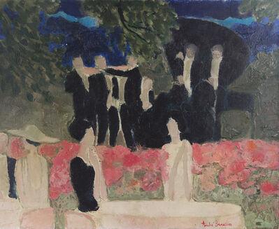 Andre Brasilier, 'Le Pavillon Royal (Bois de Boulogne), ', 1965-1966