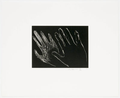 Bruce Nauman, 'Untitled (Hands)', 1990-1991