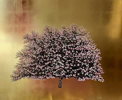 Jack Frame, 'Garden Lady Flowering cherry Blossom', 2019