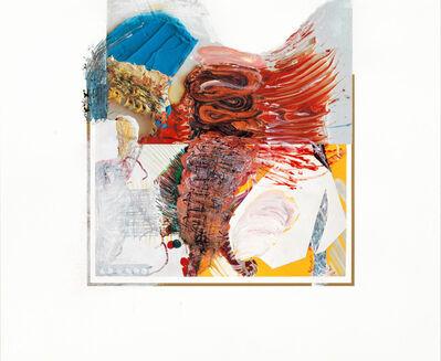Pia Fries, 'torino E', 2015