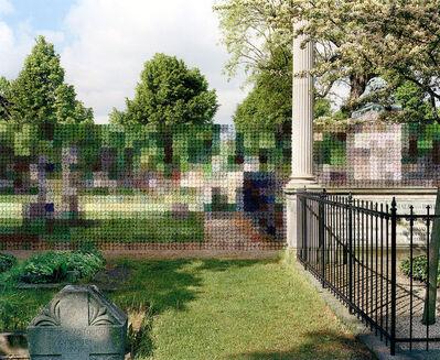 Diane Meyer, 'Invalidenfriedhof', 2019