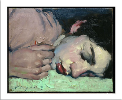 Malcolm T. Liepke, 'Boy Sleeping', 2019