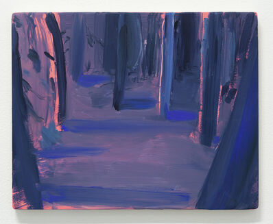 Caleb Hahne, 'Jedidiah (Blue)', 2019