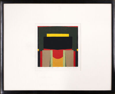 Fanny Sanin, 'Study for Painting No. 3(8)', 1997