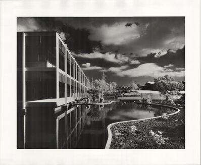 Julius Shulman, 'Nortronics Building. Palos Verdes Peninsula, Ca.', 1962