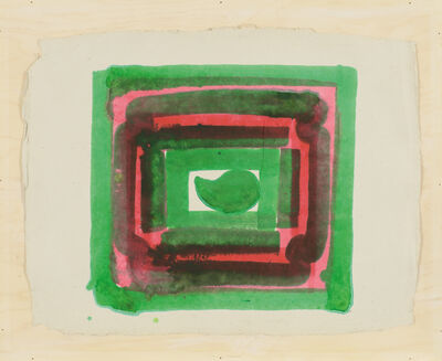 Howard Hodgkin, 'Mango', 1978